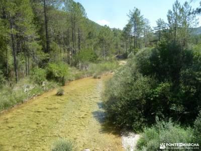 Hoz del Río Escabas-Serranía de Cuenca;club senderismo malaga los arribes del duero zamora viajes